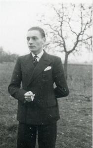 André Métais en 1934