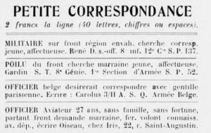 La vie parisienne, 18 décembre 1915